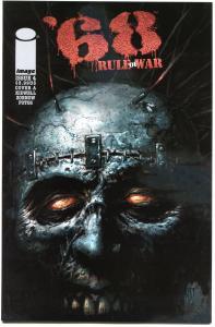 '68 RULE of WAR #4 A, NM,1st Print, Zombie, Walking Dead, 2014, more in store