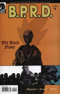 B.P.R.D.: The Black Flame #2 VF/NM; Dark Horse | save on shipping - details insi