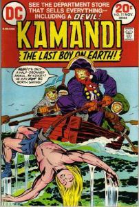 Kamandi: The Last Boy on Earth #11, VF- (Stock photo)