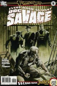 Doc Savage (2010 series) #5, NM- (Stock photo)