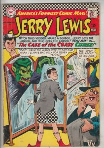 Jerry Lewis, the Adventures of #93 (Apr-66) VG/FN+ Mid-Grade Jerry Lewis