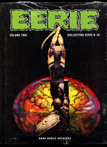 EERIE-Volume One #6-10-Hardcover