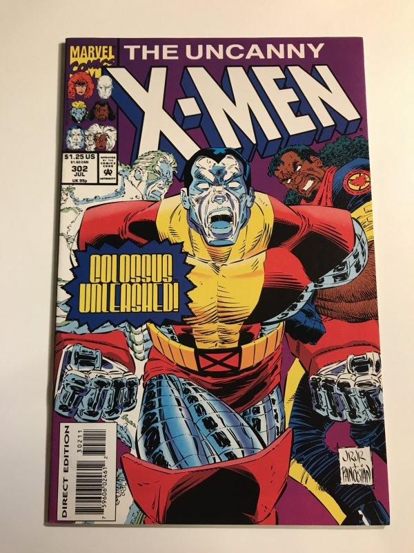 X-Men #302
