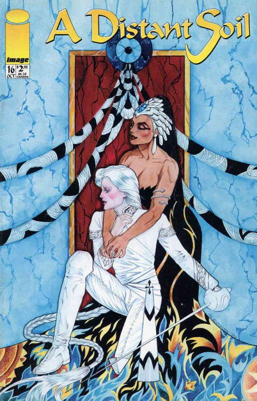 Distant Soil, A (2nd Series) #16 VF/NM; Aria | combined shipping available - det