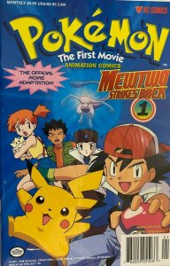 Pokemon #1 8.0 VF (1998)