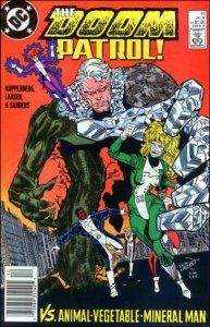 DC DOOM PATROL (1987 Series) #15 FN