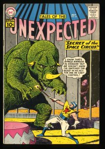 Tales Of The Unexpected #63 FN 6.0