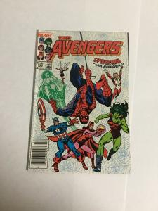 Avengers 236 Nm- Near Mint- Marvel