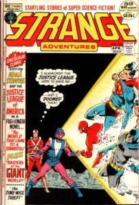 Strange Adventures (1950 series) #235, Fine+ (Stock photo)