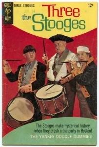 Three Stooges V2 36 Sep 1967 VG (4.0)