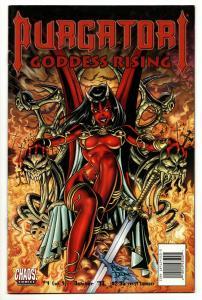 Purgatori: Goddess Rising #4 (Chaos!, 1999) FN