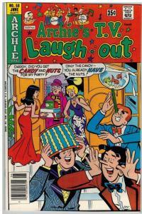 ARCHIES TV LAUGH OUT (1969-1986) 58 VF June 1978