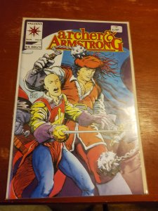 Archer & Armstrong #8 (1993)