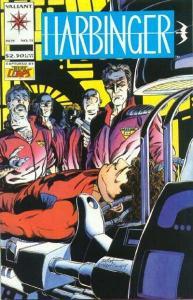 Harbinger (1992 series) #11, NM- (Stock photo)