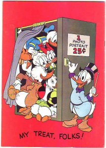 Donald Duck Comic Album #1 (Mar-58) FN/VF Mid-High-Grade Donald Duck, Uncle S...