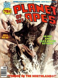 Planet of the Apes (1974 series) #26, VF- (Stock photo)