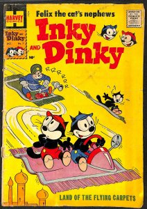 Felix's Nephews Inky & Dinky #7 (1958)