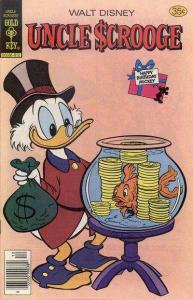 Uncle Scrooge #159, Fine- (Stock photo)