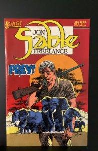 Jon Sable, Freelance #19 (1984)