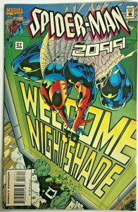 SPIDER-MAN 2099#27 VF 1995 MARVEL COMICS