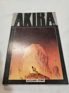 Akira 11 Fine- or better Cover by Otomo