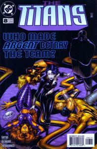 Titans (1999 series) #8, NM- (Stock photo)