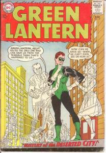GREEN LANTERN (1960-1988) 27 VG+   March 1964 COMICS BOOK