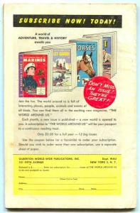 World Around Us #12 1959- Illustrated Story of the Coast Guard VG