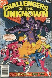 Challengers of the Unknown (1958 series) #85, VF+ (Stock photo)