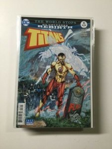 Titans #16 (2017) HPA