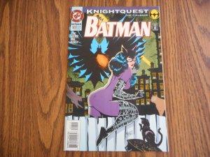BATMAN # 503 KEY KNIGHTQUEST STORYLINE AZRAEL NEW BATMAN COVER 9.6/9.4 WOW!!!