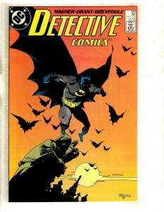 Detective Comics # 583 NM- 1st Print DC Comic Book Batman Gotham Joker Robin SM8