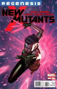New Mutants (3rd Series) #34 VF; Marvel   save on shipping - details inside