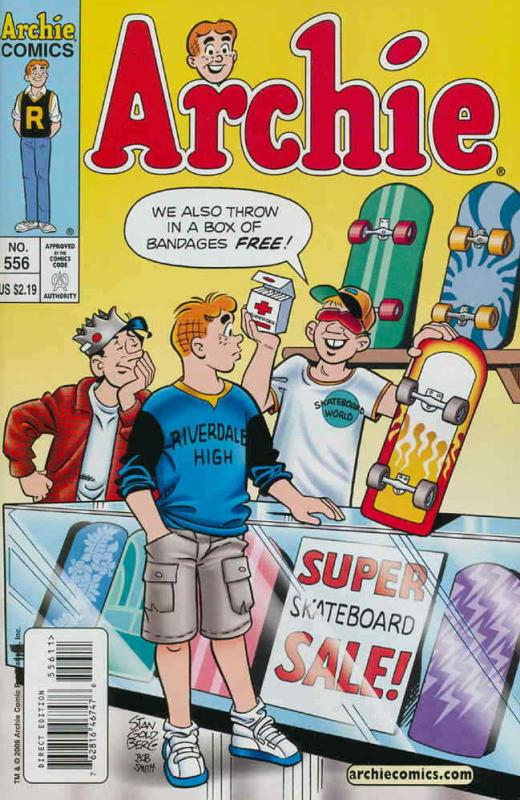 Archie #556 VF/NM; Archie | save on shipping - details inside