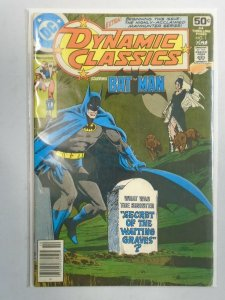 Dynamic Classics #1 5.0 VG FN (1978)