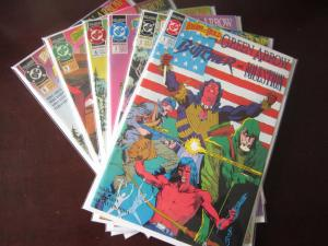 Brave and the Bold (1991 2nd Series) SET #1 to #6, 8.0 VF