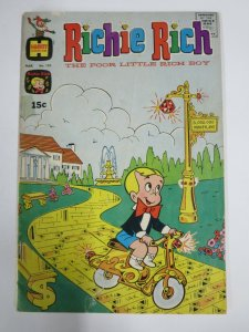 RICHIE RICH  #103 (Harvey,3/1971) GOOD (G) with Cadbury, Little Lotta