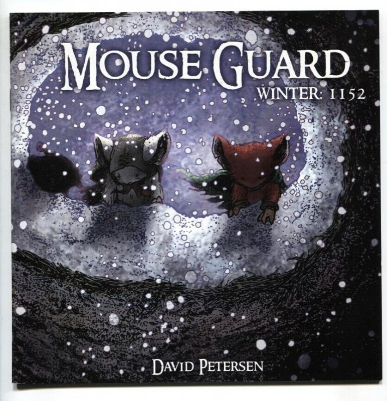 Mouse Guard: Winter 1152 #2-David Petersen NM-