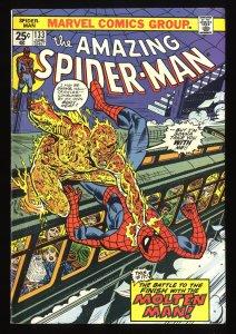 Amazing Spider-Man #133 FN 6.0 Marvel Comics Spiderman