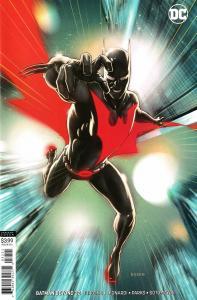 Batman Beyond #32 Kaare Andrews Variant Cvr (DC, 2019) NM