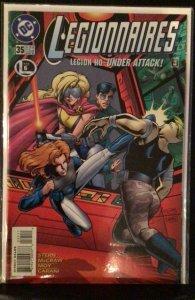 Legionnaires #35 (1996)