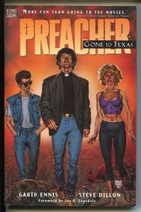 Preacher: Gone To Texas-Garth Ennis-1996-PB-VG/FN