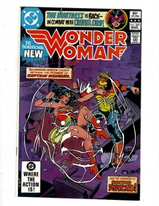 Lot Of 6 Wonder Woman DC Comic Books # 289 290 291 292 293 300 Batman Flash GK34