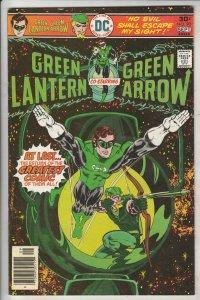 Green Lantern #90 (Aug-76) VF/NM High-Grade Green Lantern, Green Arrow
