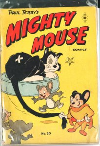 Paul Terry's Mighty Mouse Comics #30