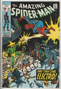 Amazing Spider-Man #82 (Mar-70) VF/NM High-Grade Spider-Man