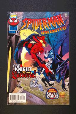 Spider-Man Unlimited #16 May 1997