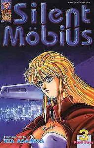 Silent Möbius Part 4 #3 VF/NM; Viz | save on shipping - details inside