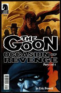 Goon Occasion of Revenge 1-4 (2014, Dark Horse) Complete Mini-Series 9.4 NM
