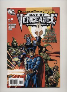 Day of Vengeance #6 (2005)